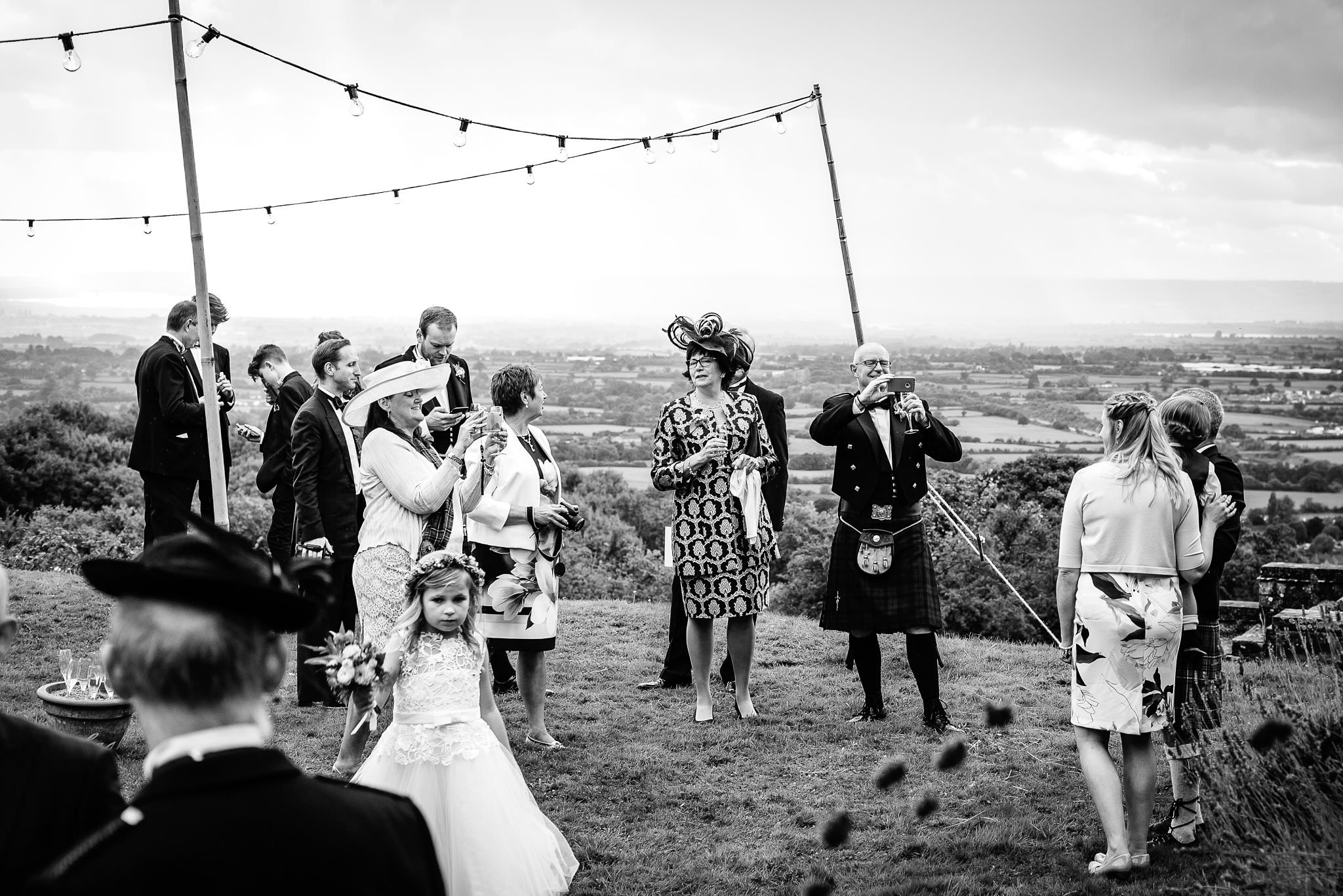 documentary wedding photography in gloucester