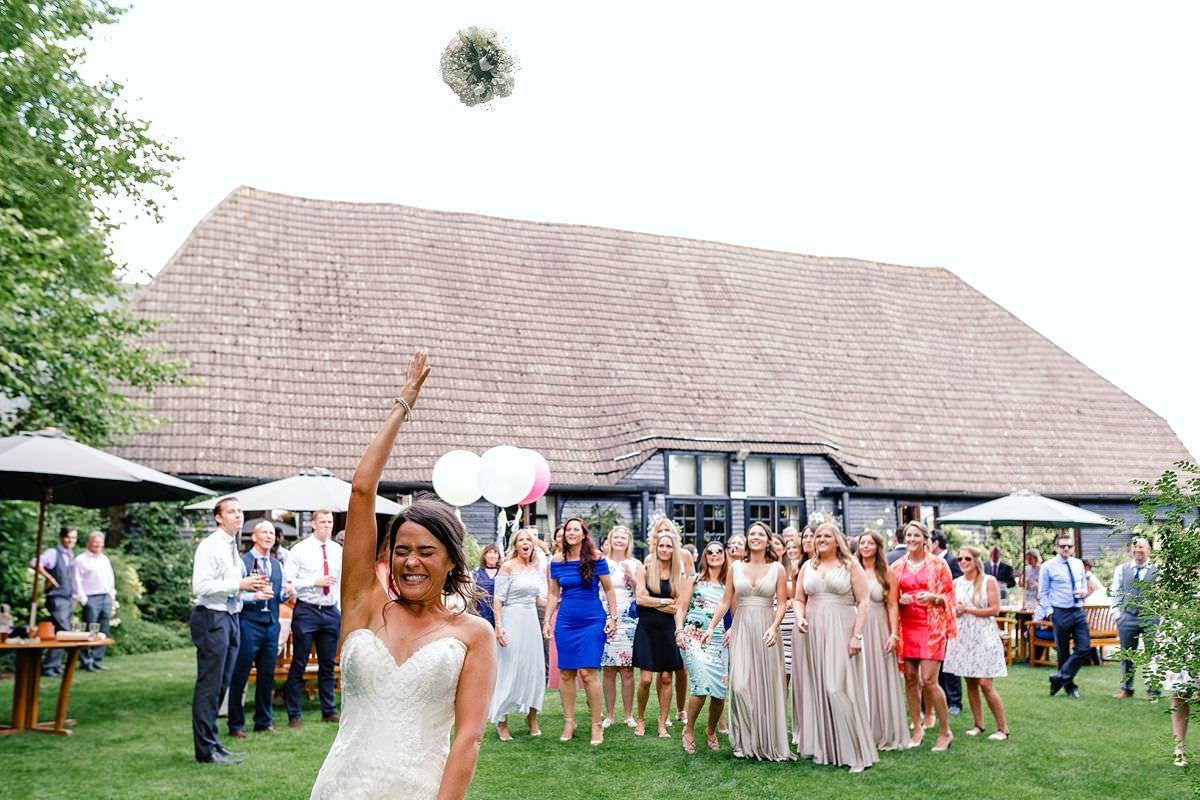 Candid Wedding Photographer Somerset
