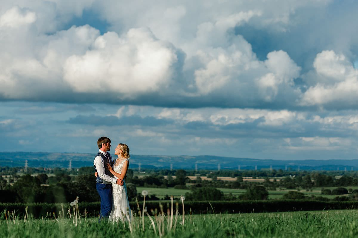 somerset creative wedding photographer