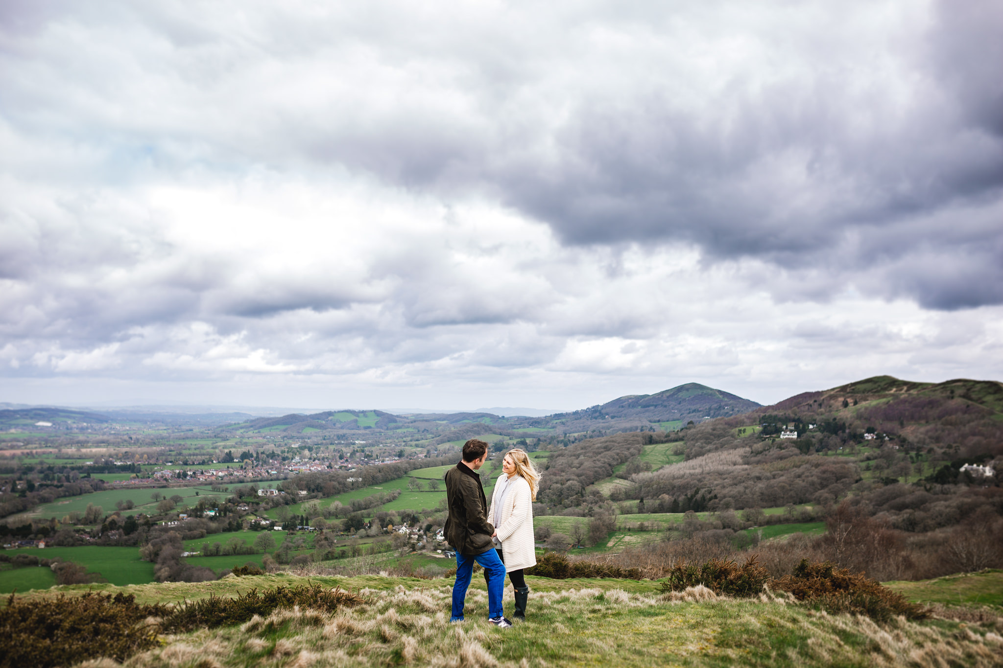 pre wedding photography in somerset