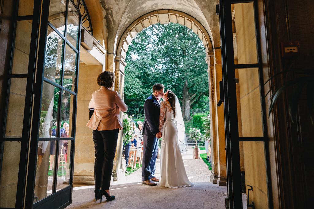 coombe lodge wedding photo