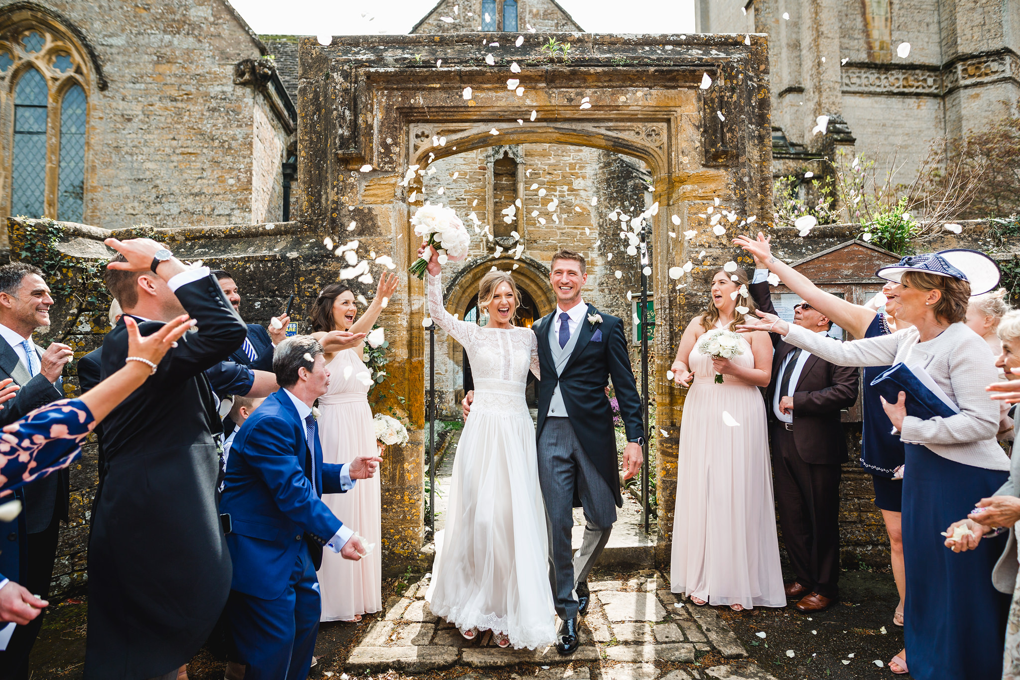 montacute wedding photographer