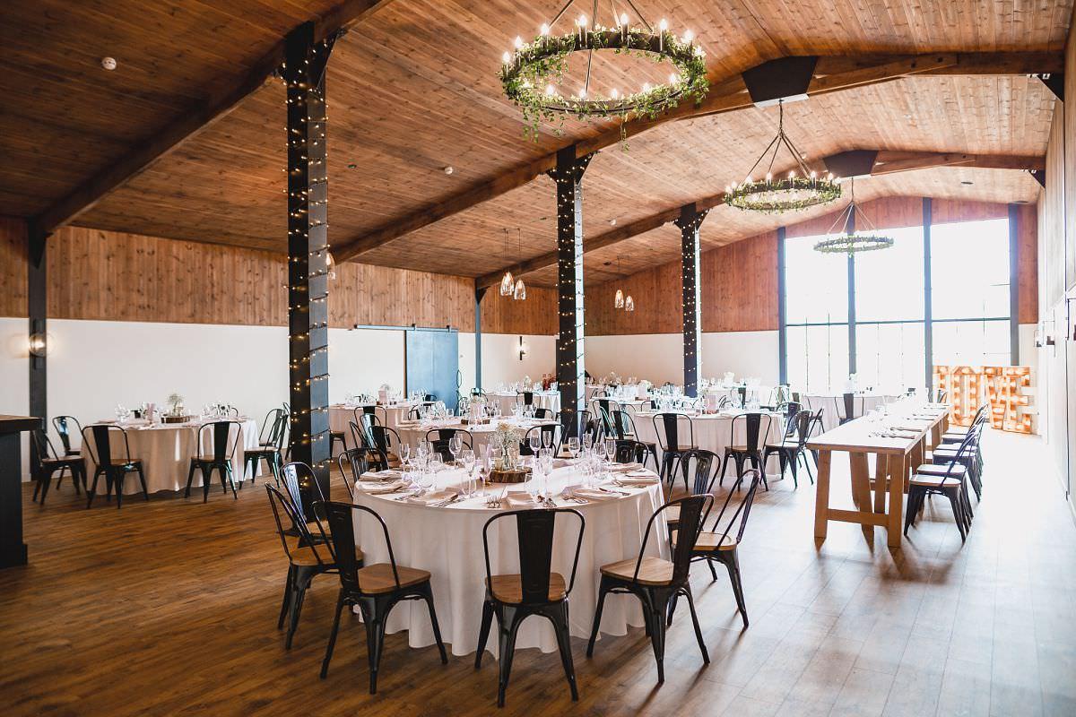 upton barn wedding reception devon