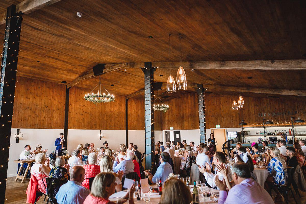 wedding speeches upton barn devon