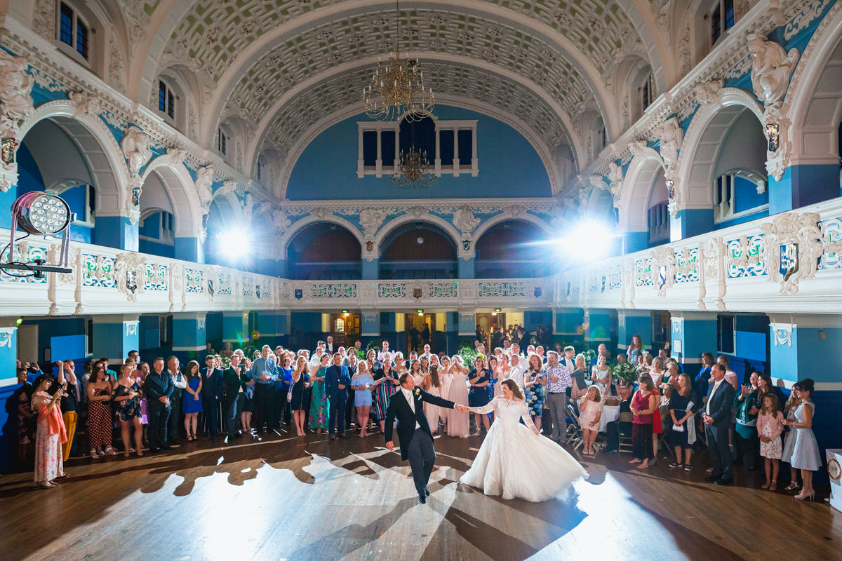 oxford town hall first dance