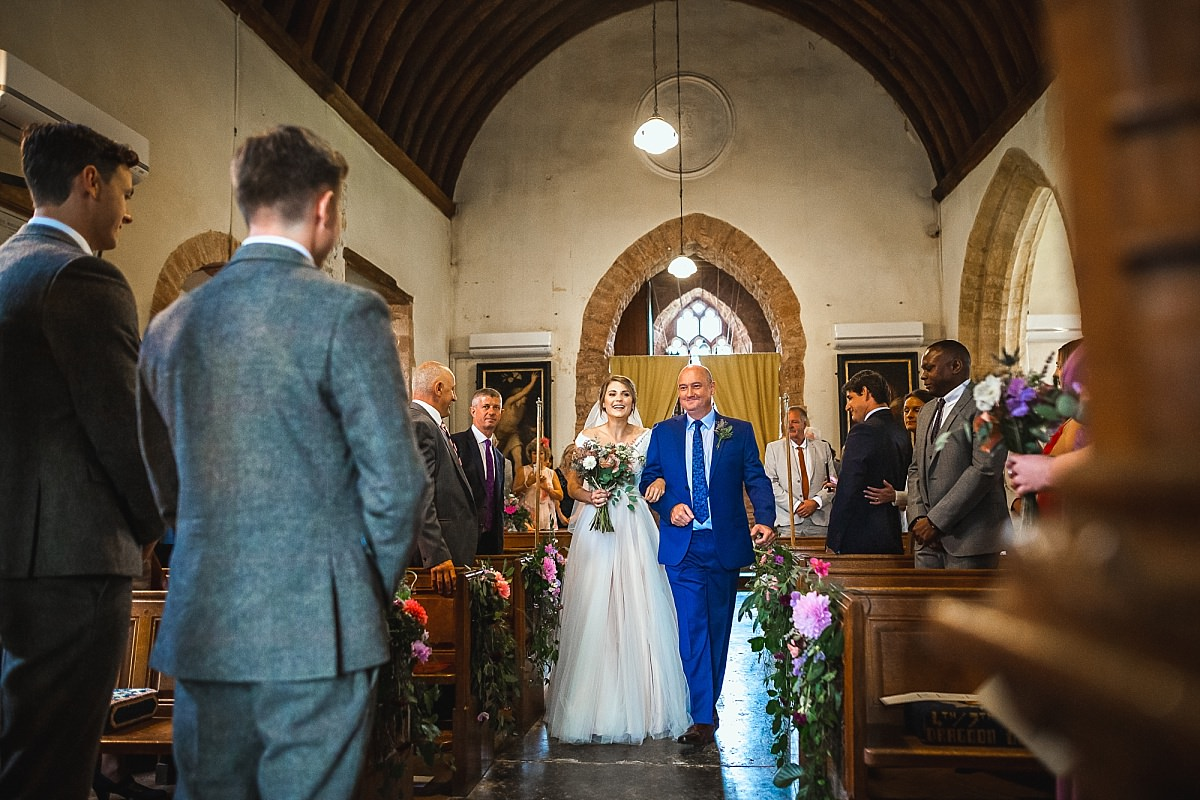 church weddings in devon