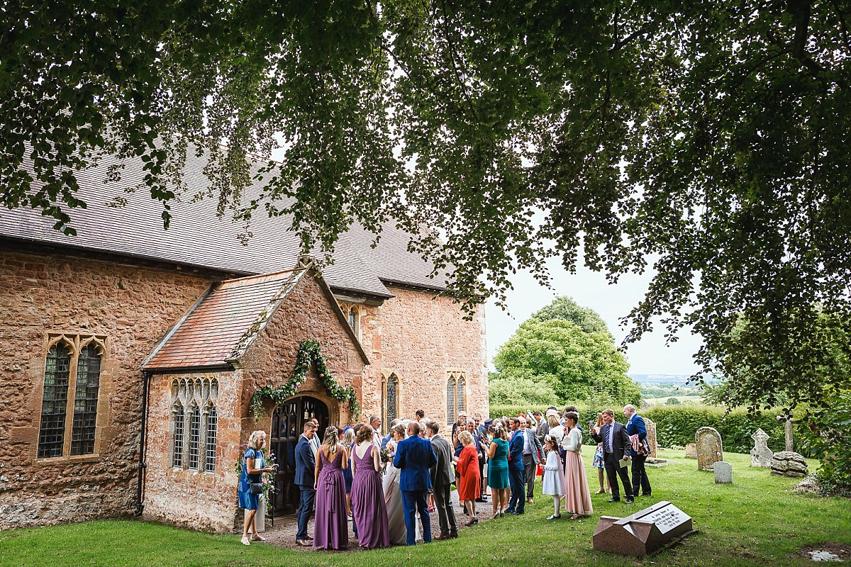 natural wedding photography somerset