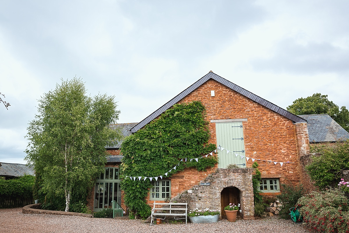 rustic barn weddings in devon