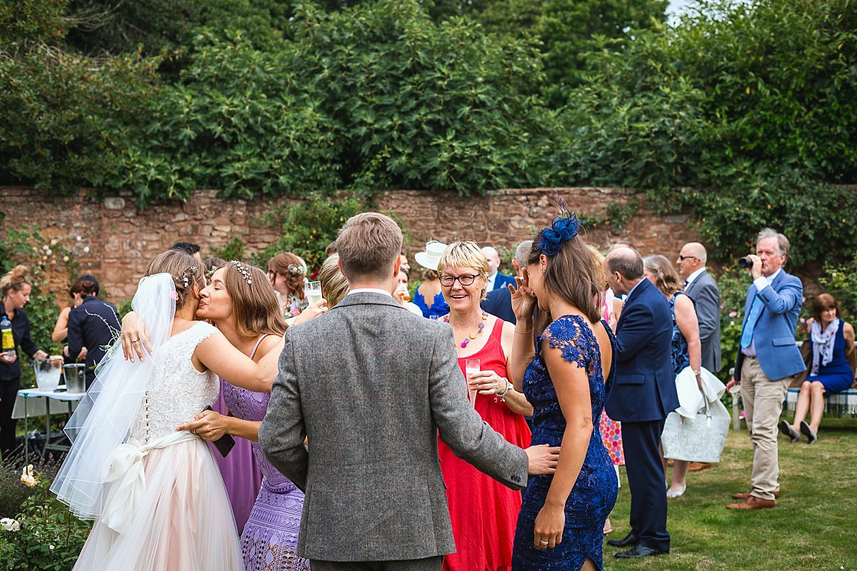 reportage wedding photographers in devon