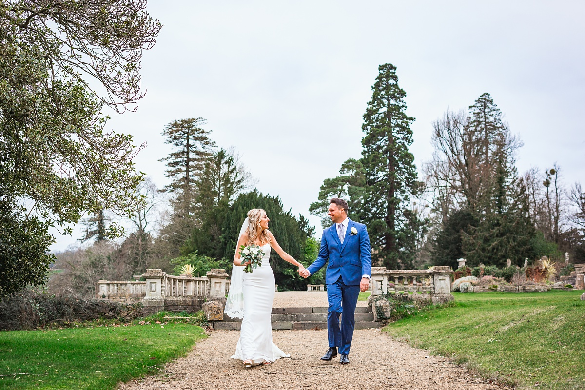 orchardleigh house wedding photos