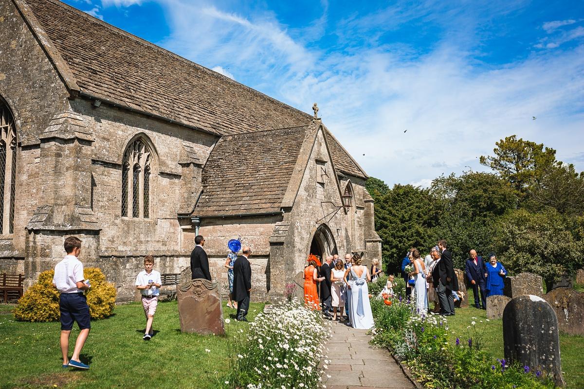 somerset church wedding