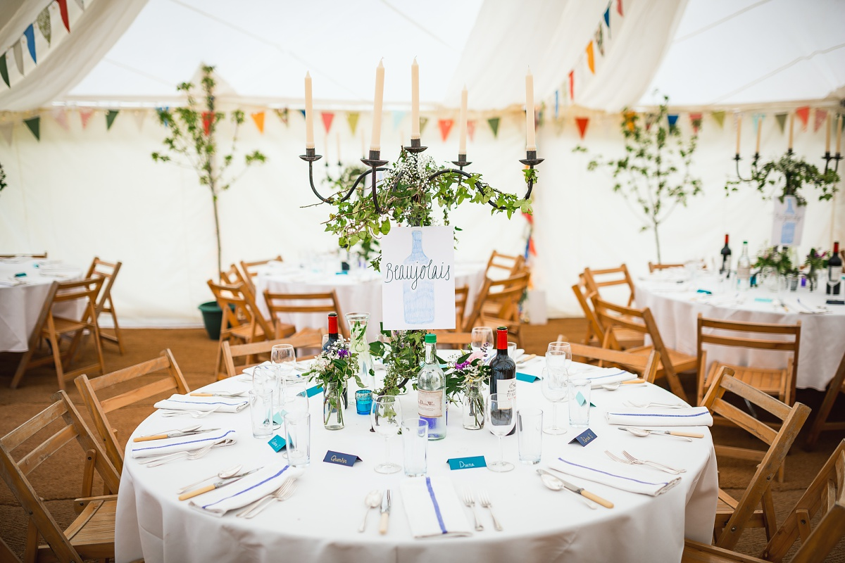 wedding marquees in somerset