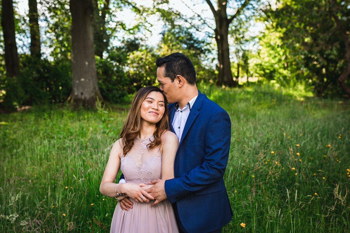 engagement photography in somerset