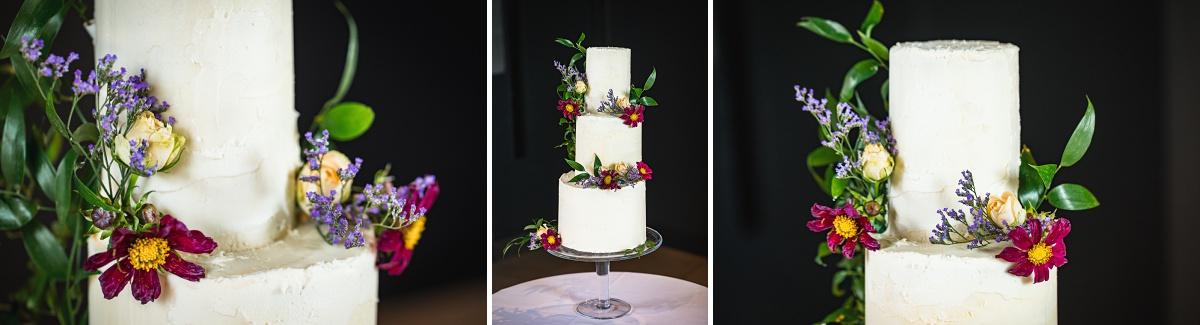 cardiff wedding cake