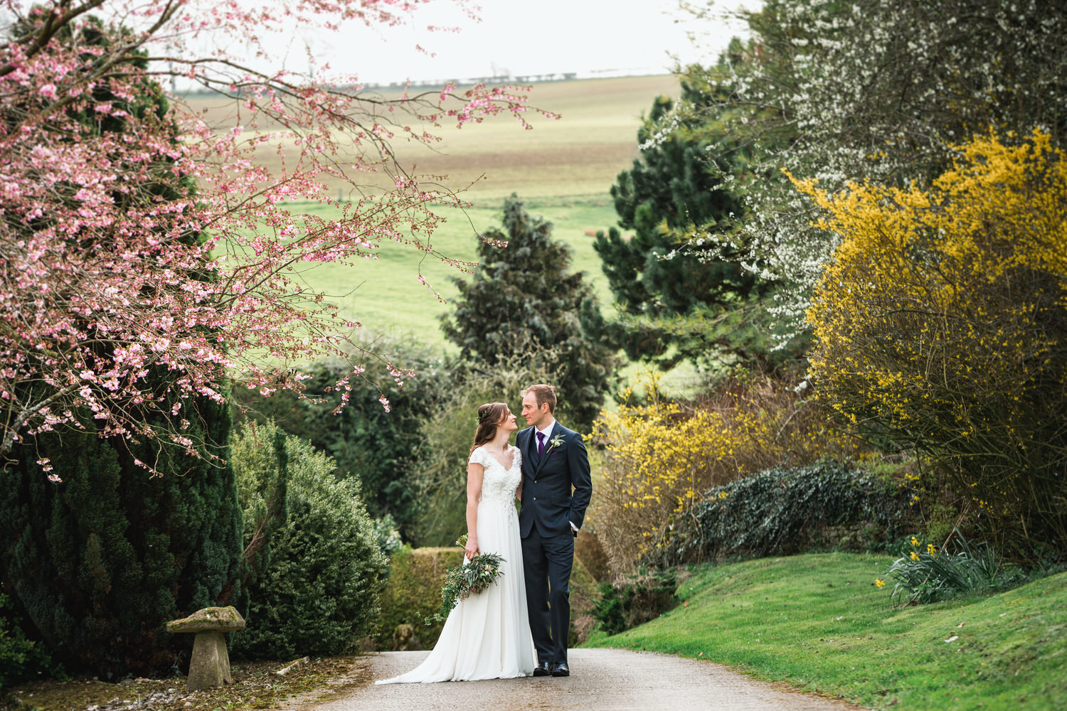 upcote barn wedding photography
