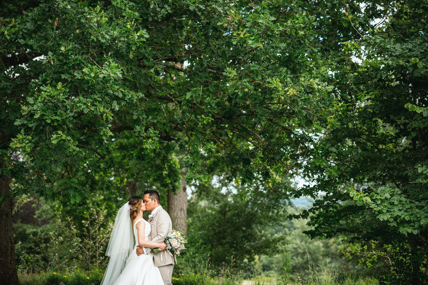 orchardleigh wedding portraits