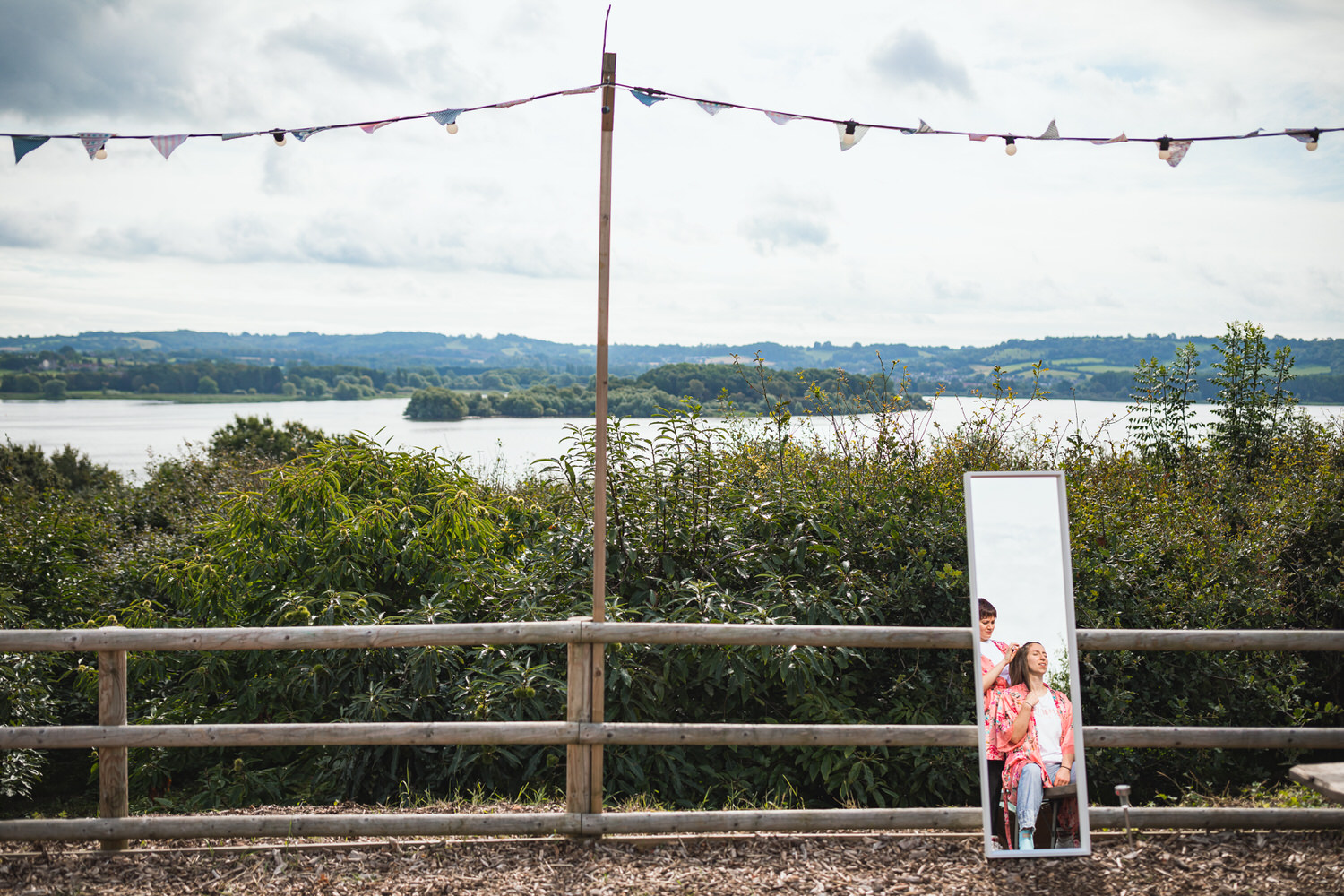 blagdon lake wedding