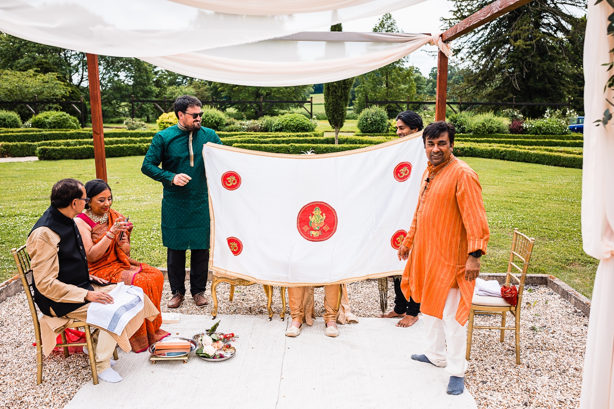 somerset hindu wedding ceremony