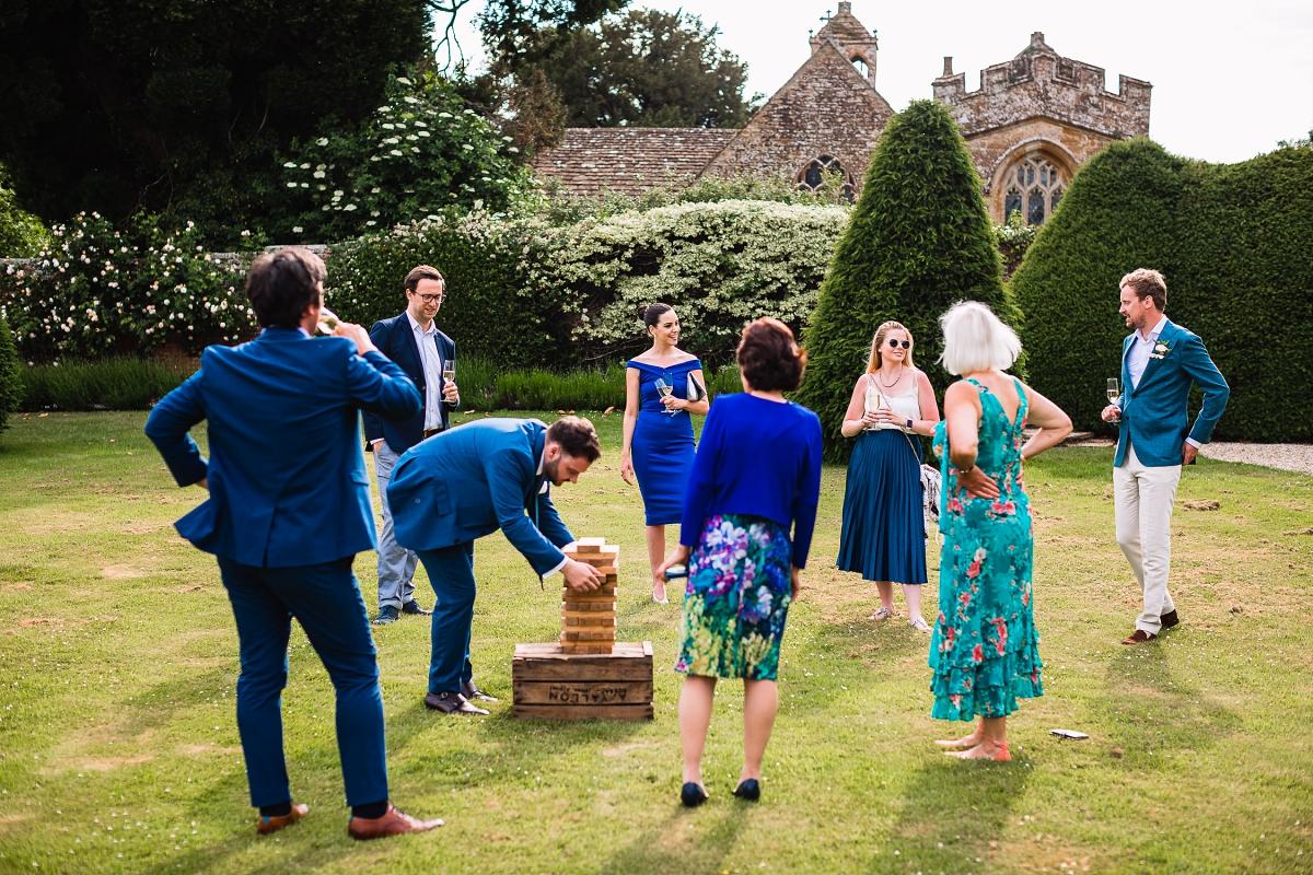 somerset wedding lawn games